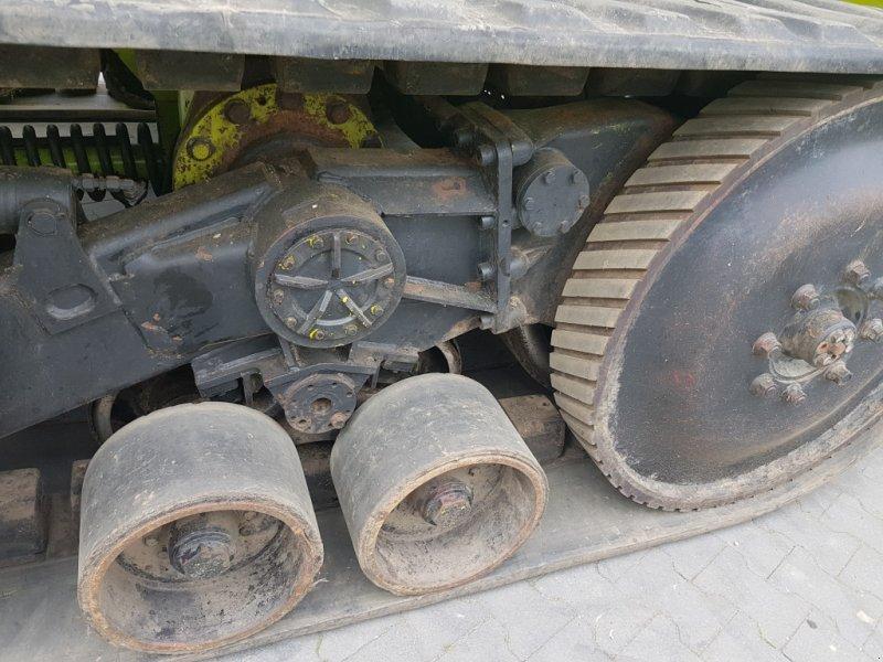 Mähdrescher typu CLAAS Lexion 450 TT, Gebrauchtmaschine w Korfantow (Zdjęcie 7)