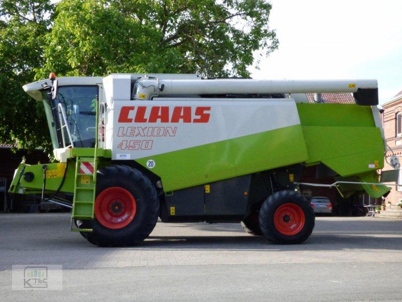 Mähdrescher des Typs CLAAS Lexion 450, Gebrauchtmaschine in Stadthagen (Bild 3)