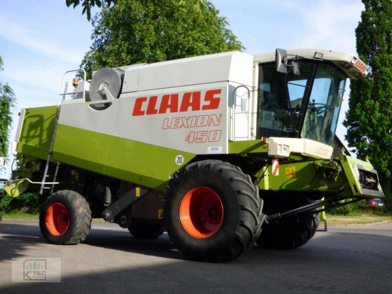 Mähdrescher des Typs CLAAS Lexion 450, Gebrauchtmaschine in Stadthagen (Bild 5)