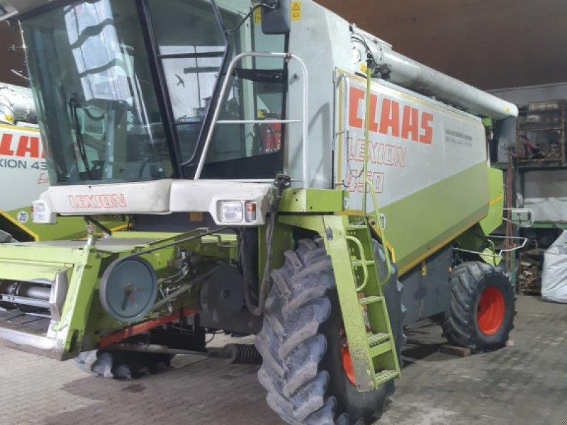 Mähdrescher типа CLAAS Lexion 450, Gebrauchtmaschine в Schierling (Фотография 1)
