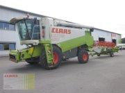 CLAAS LEXION 460 mit SW V 660 AC u. SW-Wagen Cosechadoras