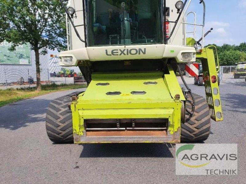 Mähdrescher типа CLAAS LEXION 460 TERRA TRAC, Gebrauchtmaschine в Meppen (Фотография 5)