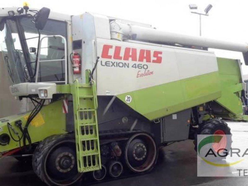 Mähdrescher des Typs CLAAS LEXION 460 TERRA TRAC, Gebrauchtmaschine in Melle-Wellingholzhausen (Bild 1)