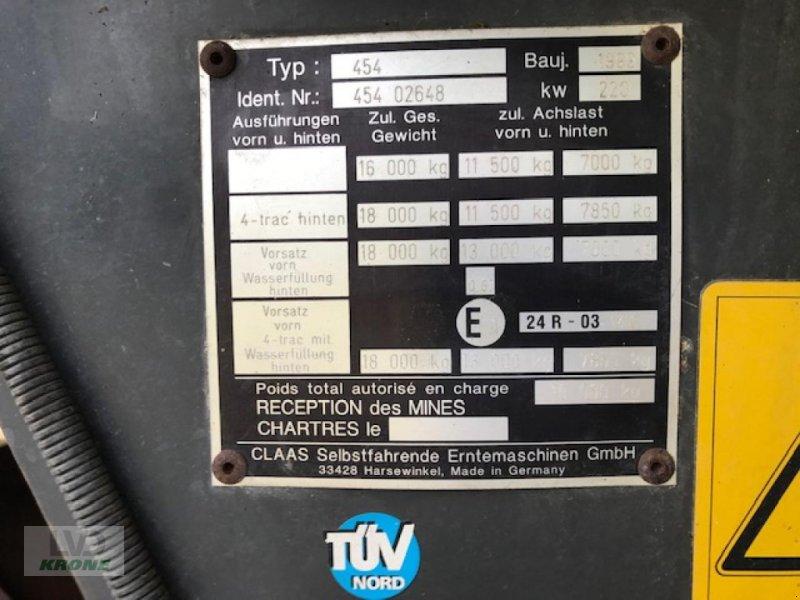 Mähdrescher типа CLAAS Lexion 460, Gebrauchtmaschine в Spelle (Фотография 3)