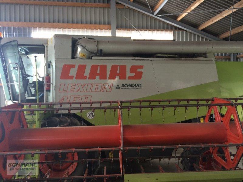 Bild CLAAS Lexion 460