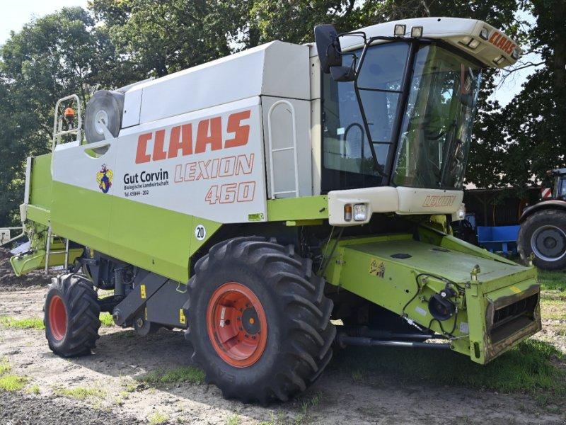 Mähdrescher типа CLAAS Lexion 460, Gebrauchtmaschine в Clenze (Фотография 1)