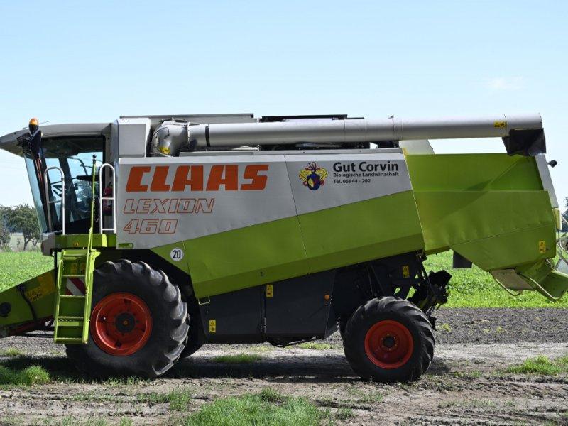 Mähdrescher типа CLAAS Lexion 460, Gebrauchtmaschine в Clenze (Фотография 2)