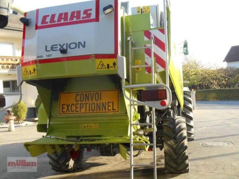 Mähdrescher des Typs CLAAS Lexion 470, Gebrauchtmaschine in Holzhausen (Bild 7)