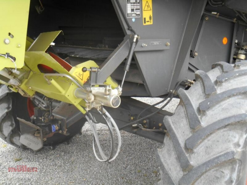 Mähdrescher des Typs CLAAS Lexion 470, Gebrauchtmaschine in Holzhausen (Bild 8)