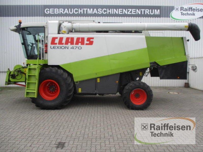 Mähdrescher des Typs CLAAS Lexion 470, Gebrauchtmaschine in Holle (Bild 1)
