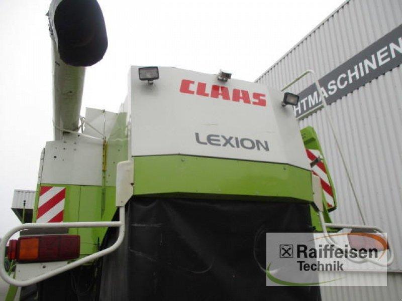 Mähdrescher des Typs CLAAS Lexion 470, Gebrauchtmaschine in Holle (Bild 4)