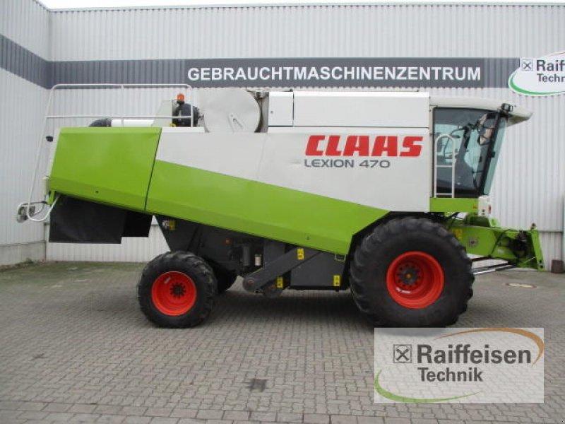 Mähdrescher des Typs CLAAS Lexion 470, Gebrauchtmaschine in Holle (Bild 2)