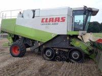 CLAAS Lexion 480 TT bæltemaskine Mähdrescher