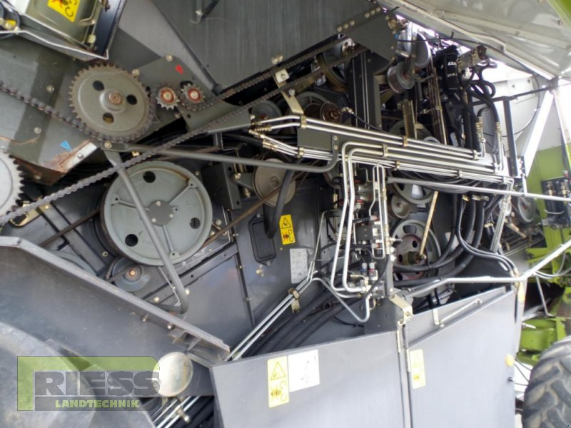 Mähdrescher del tipo CLAAS Lexion 480 + V 750, Gebrauchtmaschine en Homberg (Ohm) - Maul (Imagen 8)
