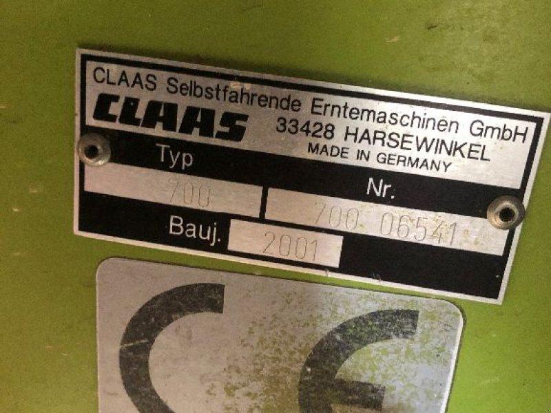 Mähdrescher del tipo CLAAS Lexion 480, Gebrauchtmaschine en Channes (Imagen 5)