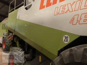 Mähdrescher des Typs CLAAS Lexion 480, Gebrauchtmaschine in Crombach/St.Vith