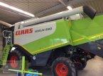 Mähdrescher des Typs CLAAS LEXION 530 in Schlüsselfeld-Elsend