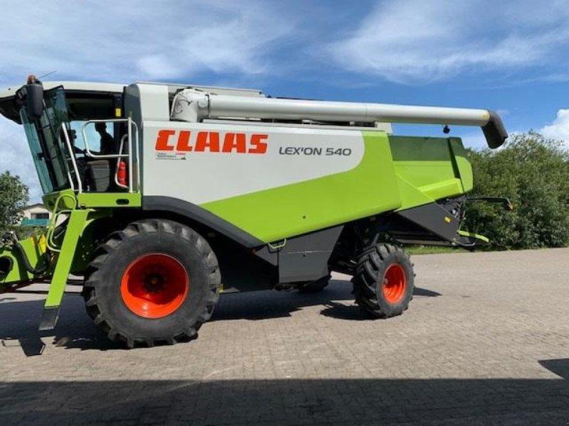 Mähdrescher des Typs CLAAS LEXION 540 22 fods, Gebrauchtmaschine in Vinderup (Bild 2)