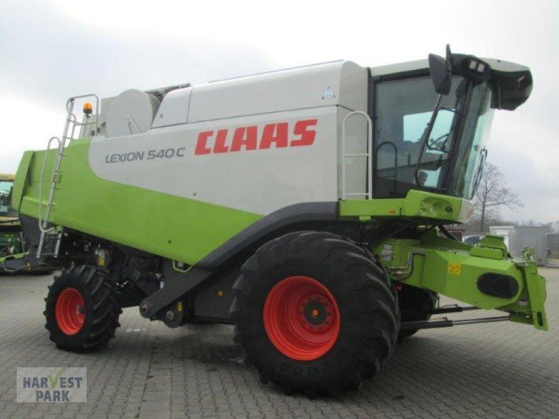 Mähdrescher typu CLAAS Lexion 540 C, Gebrauchtmaschine v Emsbüren (Obrázok 6)