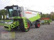 Mähdrescher des Typs CLAAS LEXION 540 mit SW V 660 AC u. SW-Wagen, nur 1.522 h !, Gebrauchtmaschine in Molbergen