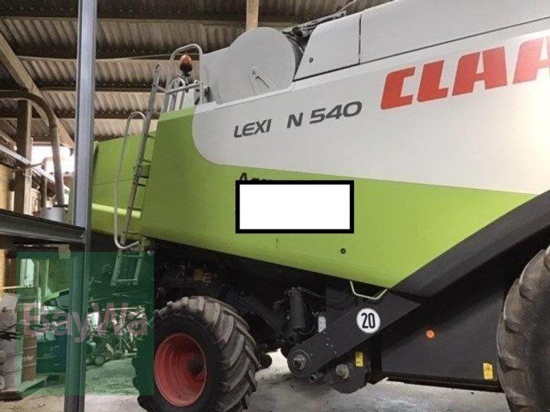 Mähdrescher des Typs CLAAS Lexion 540, Gebrauchtmaschine in Remseck (Bild 4)