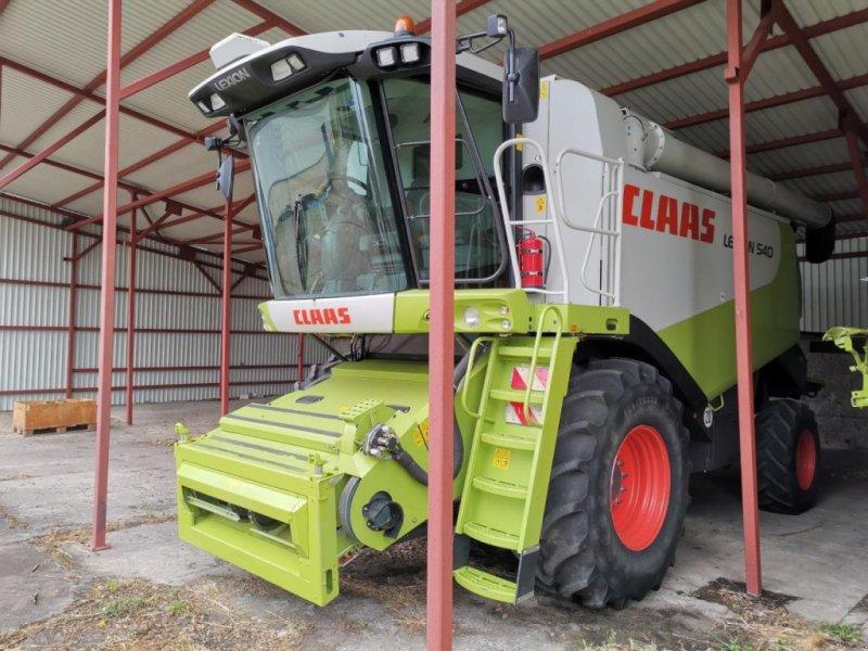 Mähdrescher типа CLAAS lexion 540, Gebrauchtmaschine в NEUENDORF AM SPECK (Фотография 1)