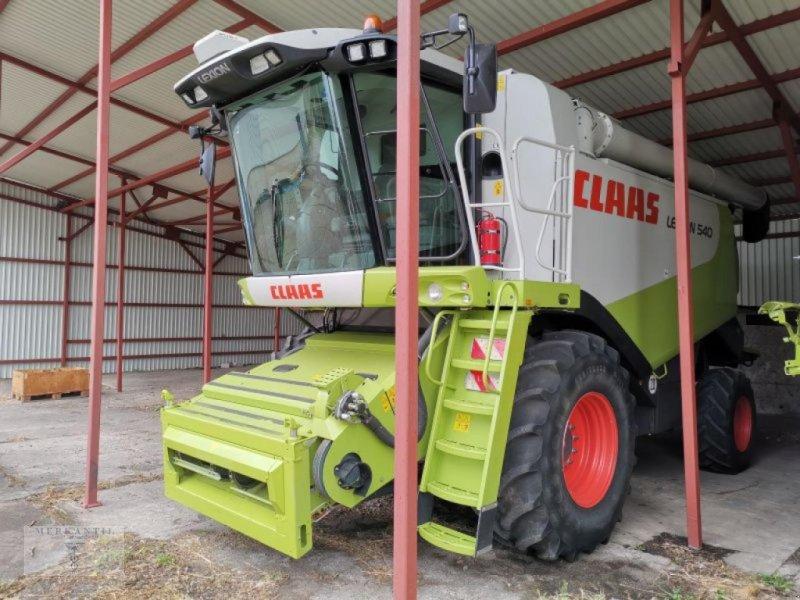 Mähdrescher des Typs CLAAS Lexion 540, Gebrauchtmaschine in Pragsdorf (Bild 2)