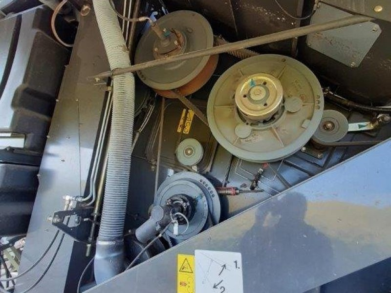 Mähdrescher des Typs CLAAS Lexion 550 SW Vario 750, Gebrauchtmaschine in Schwandorf (Bild 10)