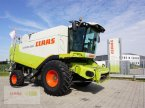 Mähdrescher des Typs CLAAS LEXION 550 in Töging am Inn