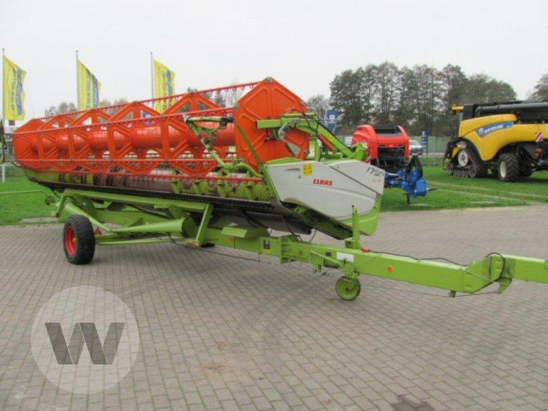 Mähdrescher des Typs CLAAS Lexion 550, Gebrauchtmaschine in Bützow (Bild 3)