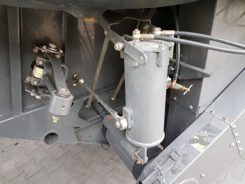 Mähdrescher typu CLAAS Lexion 550, Gebrauchtmaschine w Korfantow (Zdjęcie 7)