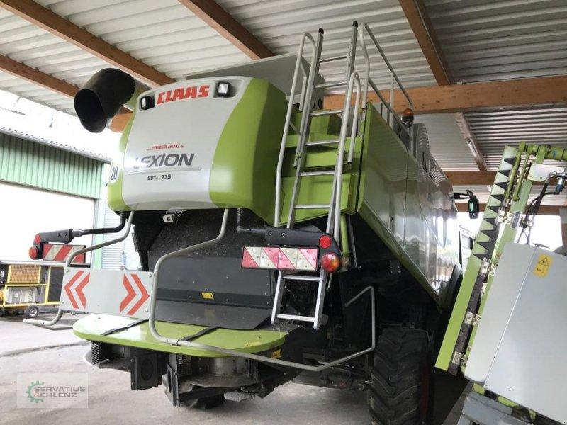 Mähdrescher des Typs CLAAS Lexion 570 Montana TOP GEPFLEGT, Gebrauchtmaschine in Rittersdorf (Bild 3)