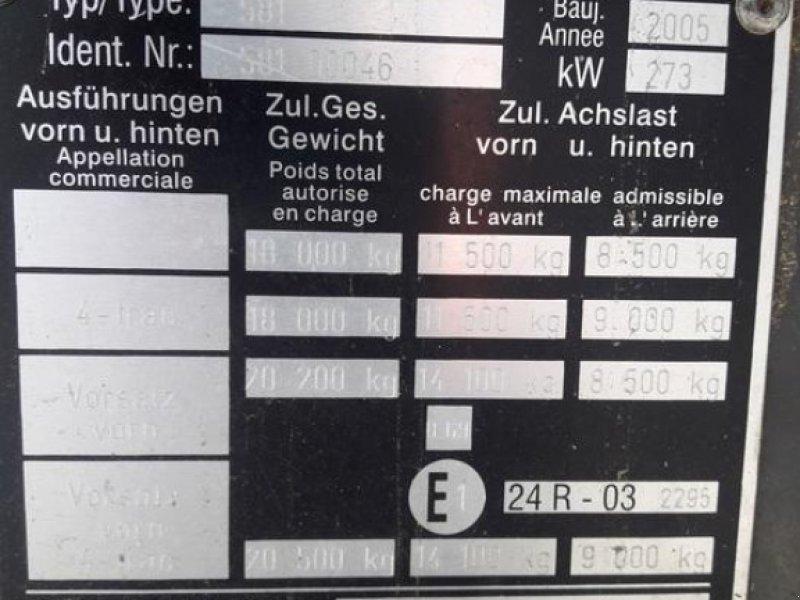 Mähdrescher des Typs CLAAS LEXION 570 MONTANA, Gebrauchtmaschine in Rheinbach (Bild 11)