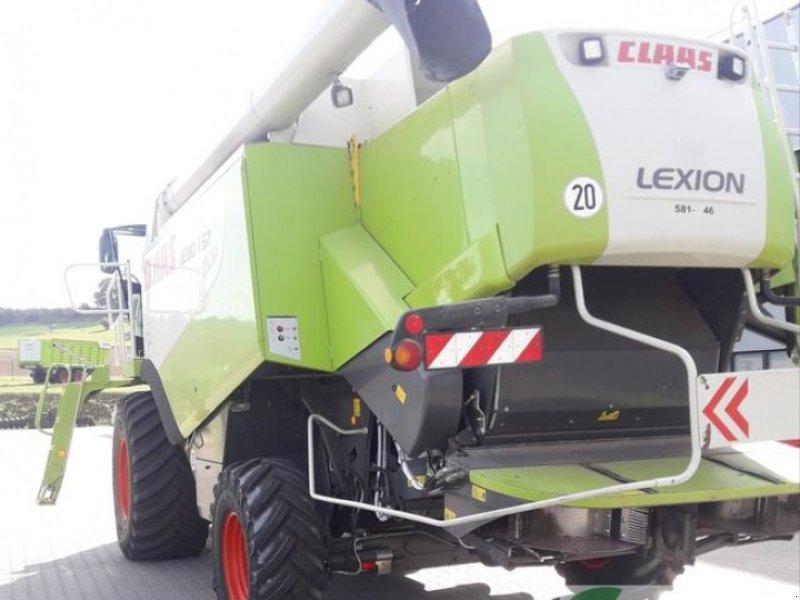 Mähdrescher des Typs CLAAS LEXION 570 MONTANA, Gebrauchtmaschine in Rheinbach (Bild 4)