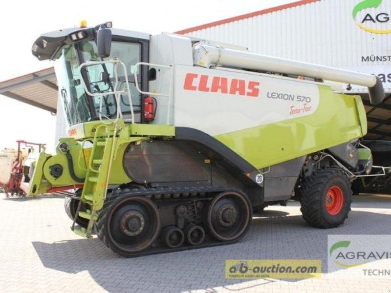 Bild CLAAS LEXION 570 TERRA TRAC 4-TRAC/ ALLRAD