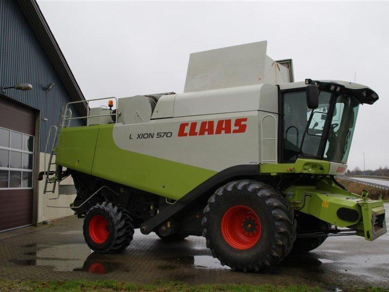 Mähdrescher типа CLAAS LEXION 570, Gebrauchtmaschine в Ringe (Фотография 1)