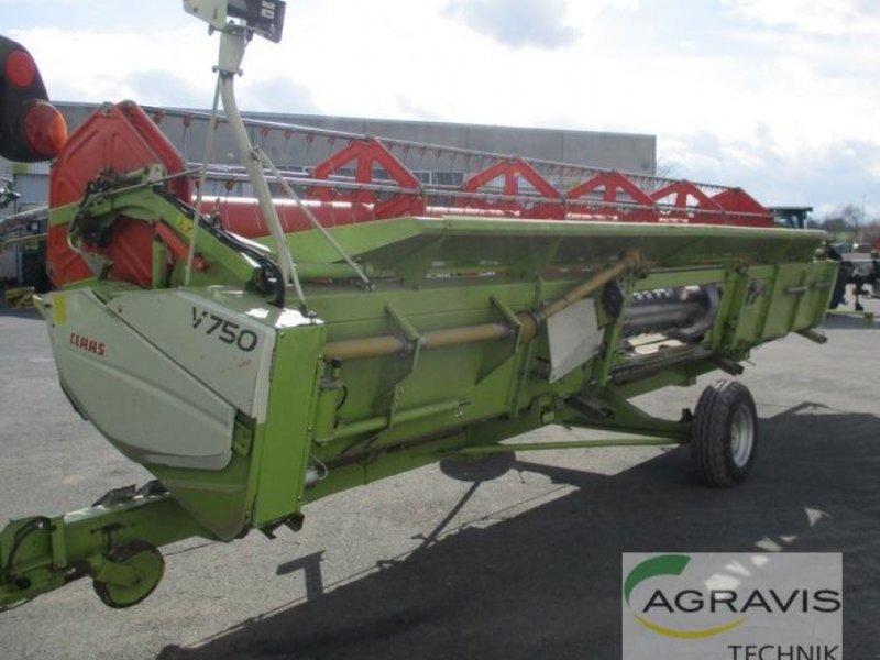 Mähdrescher des Typs CLAAS LEXION 570, Gebrauchtmaschine in Warburg (Bild 12)