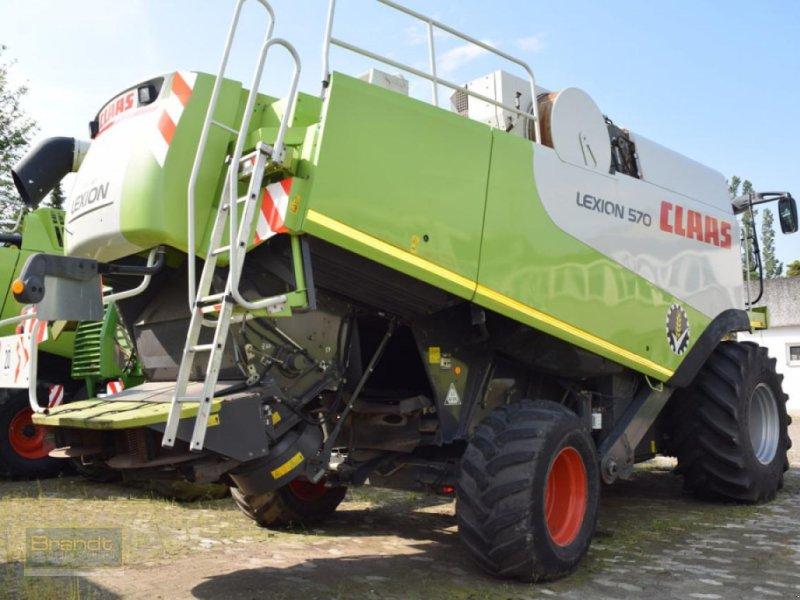 Mähdrescher typu CLAAS Lexion 570, Gebrauchtmaschine v Bremen (Obrázek 3)