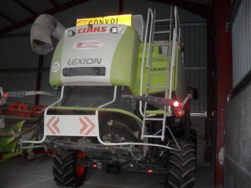 Mähdrescher del tipo CLAAS LEXION 570, Gebrauchtmaschine en Marolles (Imagen 1)