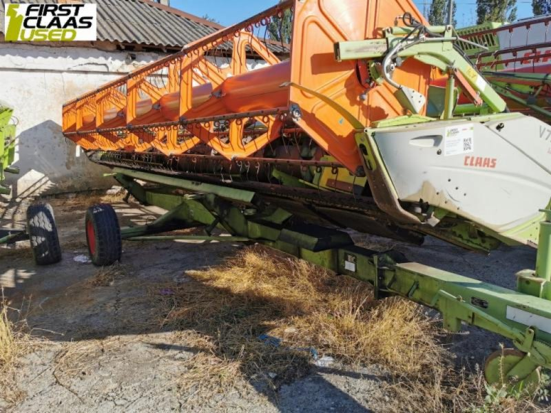 Mähdrescher typu CLAAS LEXION 570, Gebrauchtmaschine v Afumati (Obrázok 7)
