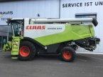 Mähdrescher des Typs CLAAS LEXION 570 in Fritzlar