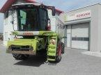 Mähdrescher des Typs CLAAS Lexion 570 in Harmannsdorf-Rückers