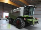 Mähdrescher des Typs CLAAS Lexion 570 in Weddingstedt