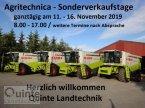 Mähdrescher des Typs CLAAS Lexion 570 in Lichtenau-Kleinenber