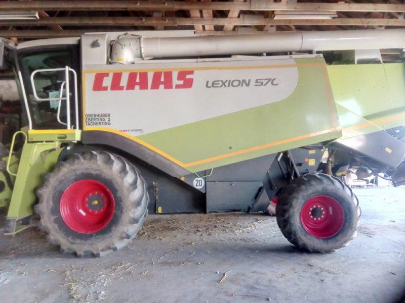 Obrázok CLAAS Lexion 570