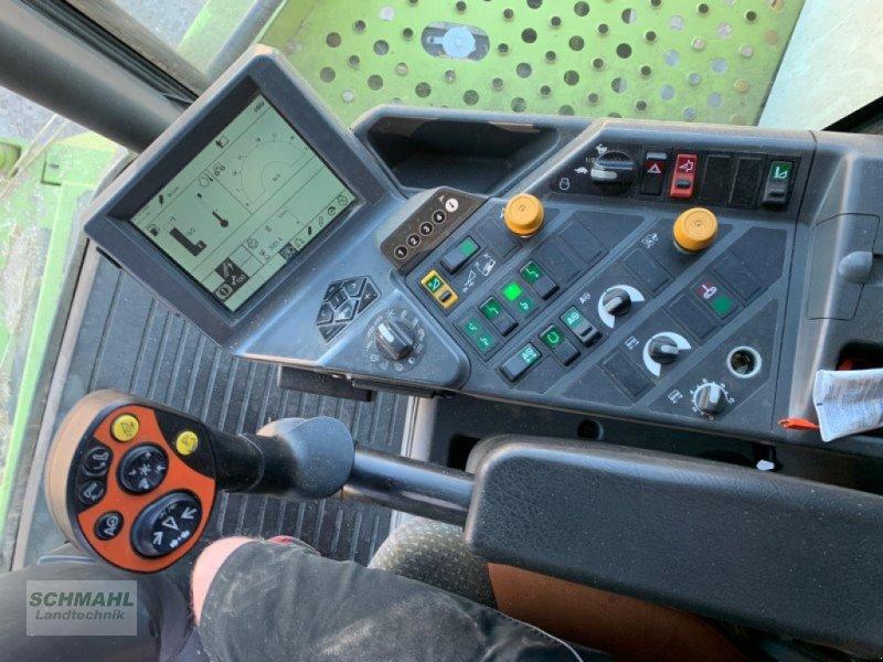 Mähdrescher des Typs CLAAS Lexion 580 Terra Trac, Gebrauchtmaschine in Oldenburg in Holstein (Bild 3)
