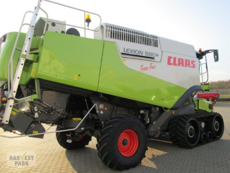 Mähdrescher typu CLAAS Lexion 580 TT, Gebrauchtmaschine v Emsbüren (Obrázok 3)