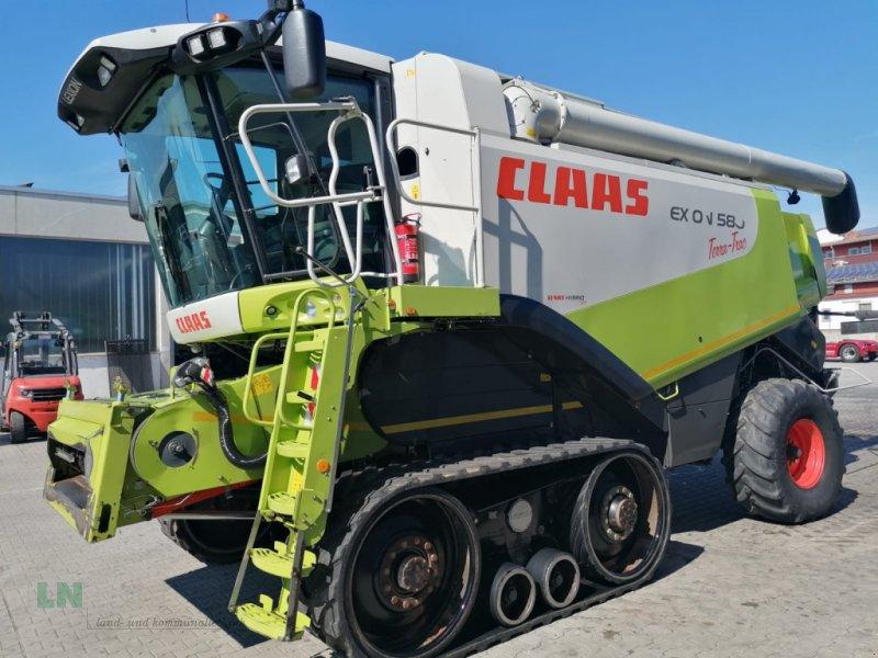 Mähdrescher des Typs CLAAS Lexion 580 TT, Gebrauchtmaschine in Eggenfelden (Bild 1)