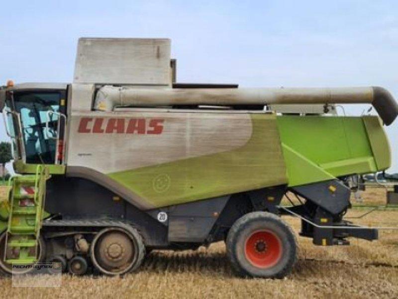 Mähdrescher des Typs CLAAS Lexion 580 TT, Gebrauchtmaschine in Wegberg (Bild 1)