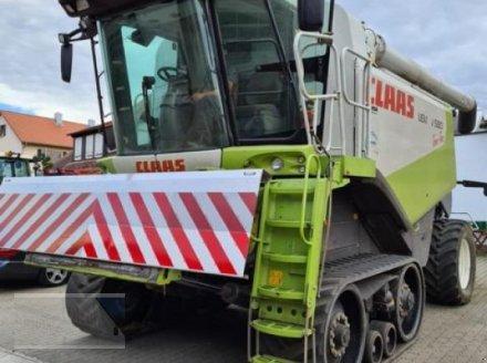 Mähdrescher des Typs CLAAS Lexion 580, Gebrauchtmaschine in Kleinlangheim - Atzhausen (Bild 1)